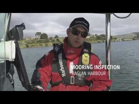 Maritime services -   Mooring inspections
