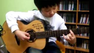 Carpenters) Yesterday Once More   Sungha Jung Acoustic Tabs Guitar Pro 6