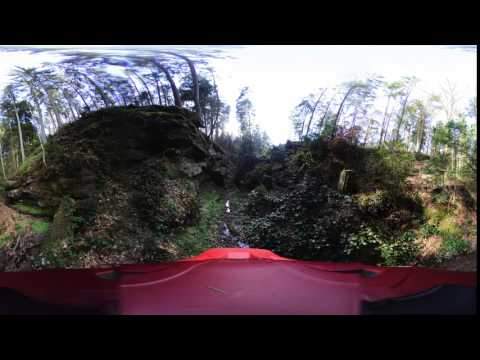 Nikon KeyMission 360 - 16k-VideoFile from 360-picture
