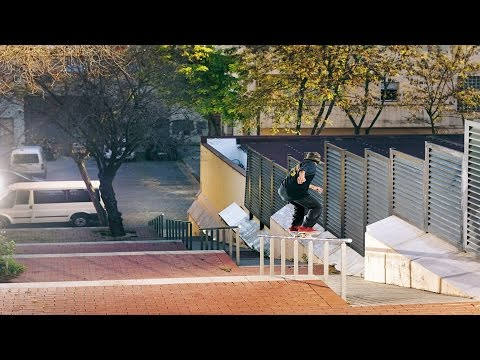 Joan Galceran Welcome to Jart | TransWorld SKATEboarding