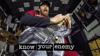 Know Your Enemy (cover by Leo Moracchioli)