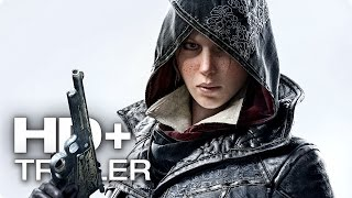 ASSASSINS CREED SYNDICATE Story Trailer German Deutsch (2015)