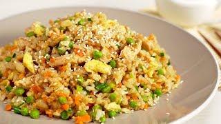 Вкусный ужин за 30 минут! Рис по-тайски с курицей и овощами. Рецепт от Всегда Вкусно!