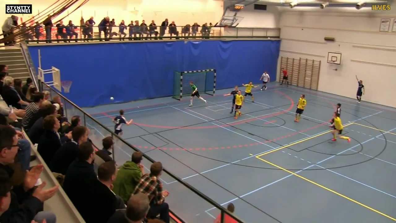 TPK-Ilves FS 3-4 (3-2) Futsal-Liiga puolivälierä 2. ottelu maalikooste - YouTube