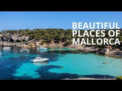Mallorca (Majorca) sunshine - beautiful places and scenery