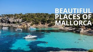 Mallorca (Majorca) sunshine - beautiful places and scenery