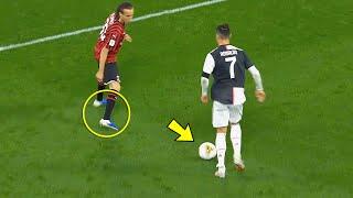 Cristiano Ronaldo s Magic Destroy Tactics In Football