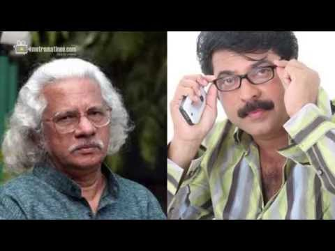 Mammootty request Adoor Gopalakrishnan for a Role