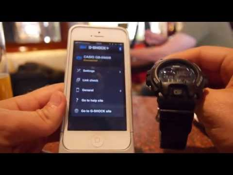 Casio GB-6900B Smartwatch Review