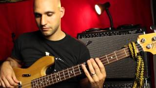 Stir It Up - Bass Cover - Bob Marley - QUALITY Sound Bass Cover - JJesusMusic