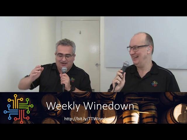 Weekly WineDown Episode 21