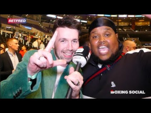 CALLUX AND CHUNKZ ECSTATIC FOLLOWING KSI WIN OVER LOGAN PAUL, CALL OUT JAKE PAUL TO FACE ANESONGIB
