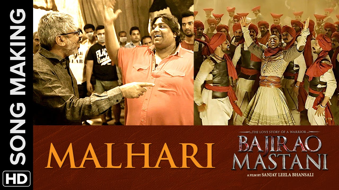 Download Making of Malhari | Bajirao Mastani | Ranveer Singh