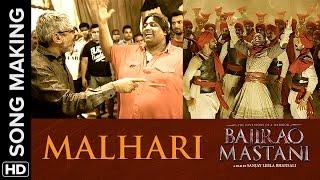 making of malhari bajirao mastani ranveer singh