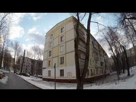 реновация в 7-м квартале Зюзина