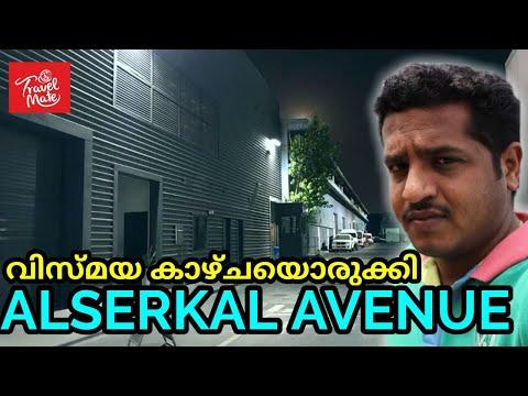 Alserkal Avenue Duabi Malayalam Vlog