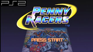 Longplay [PS2] Penny Racers - Part 2 of 2