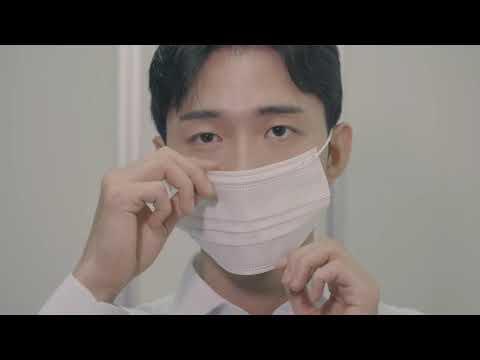 Contamination of regular masks in everyday life.
