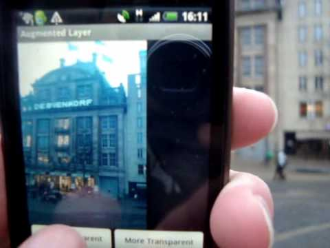 Augmented Reality for Historical Sites