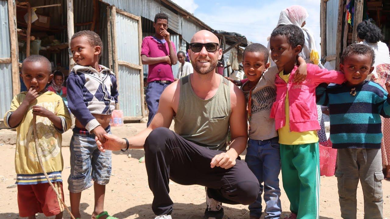 EXPERIENCING ETHIOPIA | Stefan James Vlog