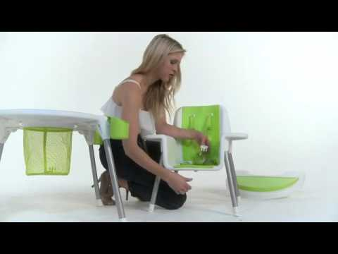 Silver Cross Doodle High Chair and Play Table