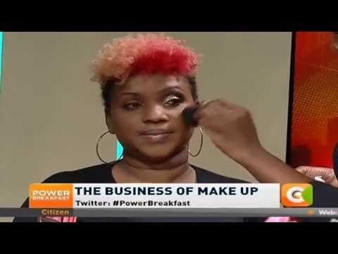 Power Breakfast: The Business of Make up
