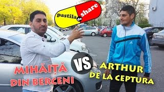 Repeat youtube video Duelul Cocalarilor @ Berbelitza vs Regele Arthur ( Pastila de Share )
