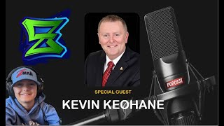 Zander's Podcast Episode 6 with Kevin Keohane