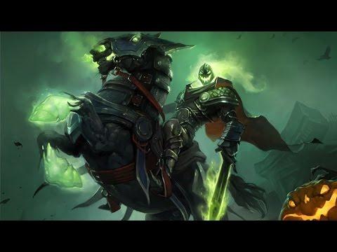 История Всадника без головы. [Warcraft]   Вирмвуд
