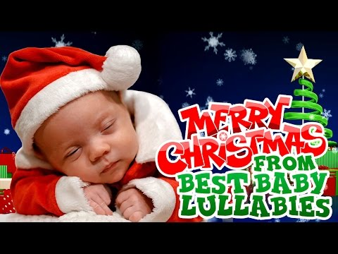 Christmas Songs To Put A Baby To Sleep Lyrics Baby Lullaby Lullabies Rock A Bye Baby ♥