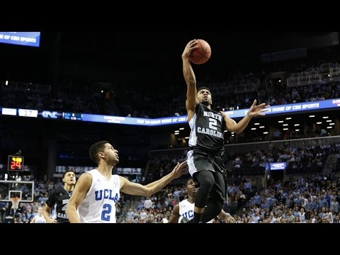 UNC Men's Basketball: Heels Down #22 UCLA, 89-76