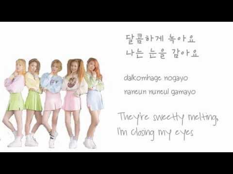 Red Velvet - Ice Cream Cake (Color Coded HAN/ROM/ENG Lyrics)