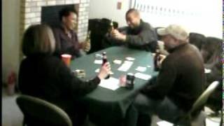 A Friendly Poker DISASTER