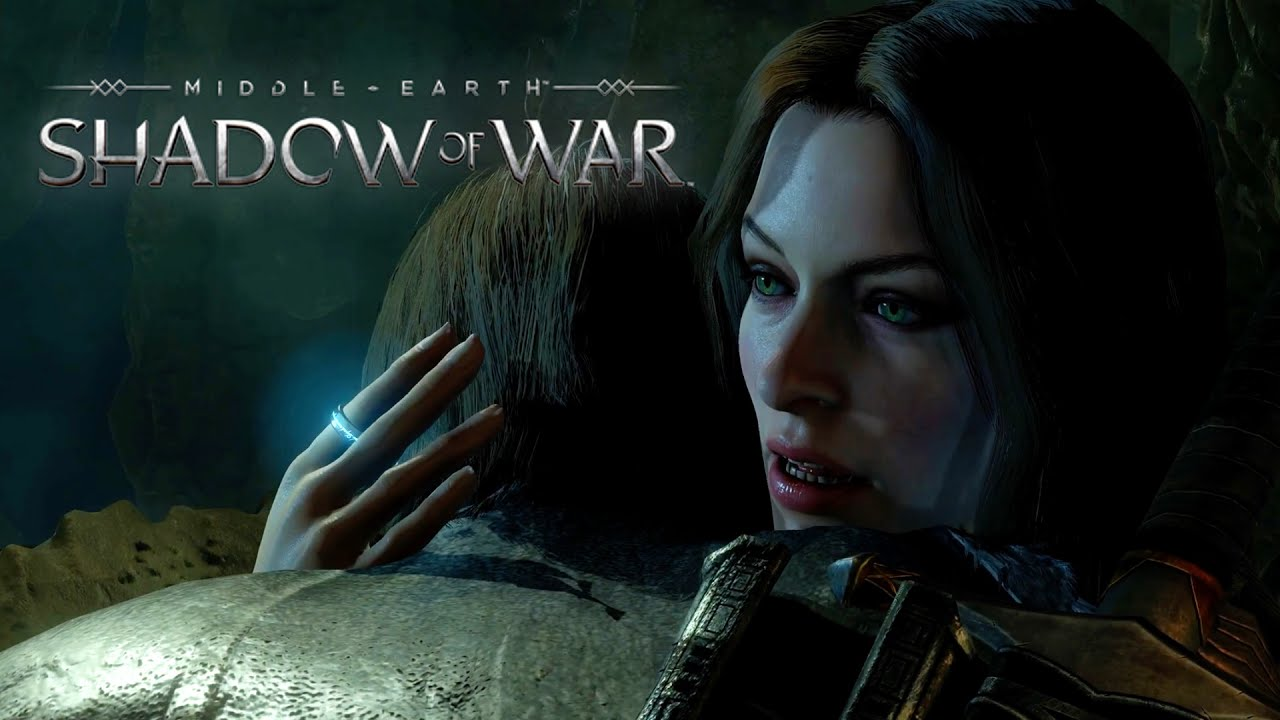 Lord Of The Rings Shadow Of War Trailer