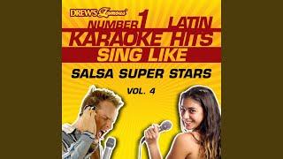Llanto de cocodrilo (karaoke version)