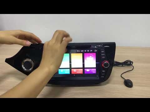 "8"" новинка анроид 8,0 магнитола для KIA CEED 2013 2014 2015 IPS Дисплей лучший ГУ для автомобиля"