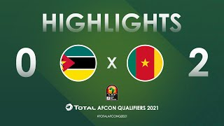 HIGHLIGHTS   Total AFCON Quali…