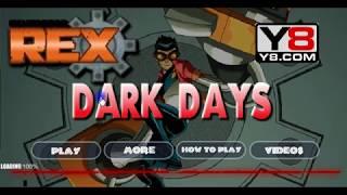 Generator Rex - Dark Days (Shooting Game)