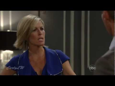 GH: Carly Scenes on 4/3/13