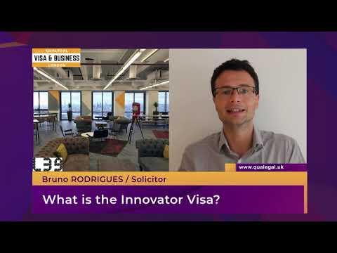 What is the Innovator Visa? (Formally Tier 1 Entrepreneur Visa)