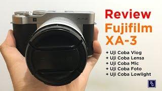 Review Lengkap Fujifilm XA3 | ReviewGadgetIndonesia