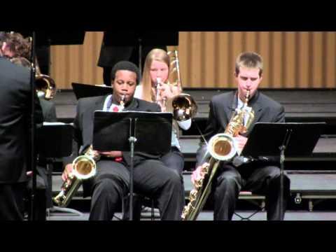 CMEA 2013 Eastern Region High School Honor Jazz Band