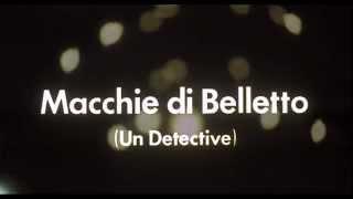 Un detective (1969) - Open Credits