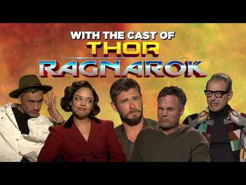 The cast of Thor: Ragnarok might get fired after taking our Ultimate Marvel Quiz