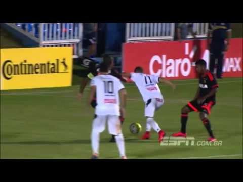 Copa do Brasil: Confira os gols de Aparecidense 2x0 Sport