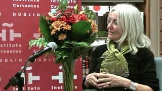 Paula Meehan. Festival Isla 2013 / Isla Festival 2013. Instituto Cervantes Dublín