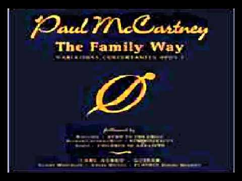 Paul Mccartney The Family Way 1967 Full Album