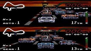 Top Gear | Clasificando a Germania | Super Nintendo |#4
