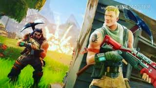 FORTNITE realising for mobiles for Android-iOS (QHD)