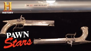 Pawn Stars: Pistols | History